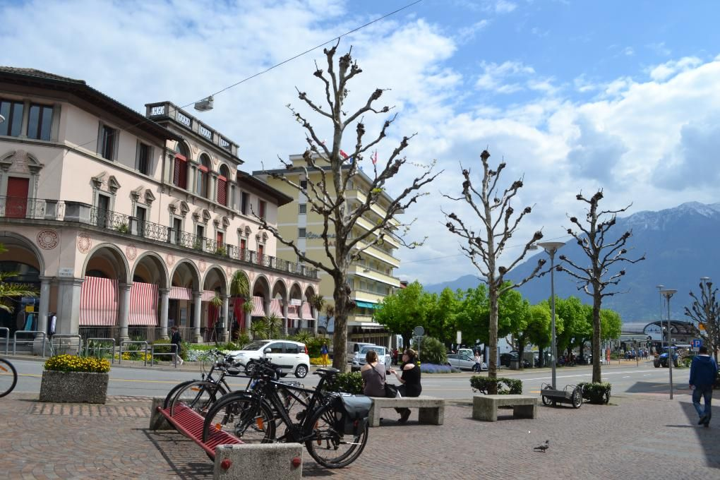 Holiday apartment Appartement - Arabella (881297), Locarno, Lake Maggiore (CH), Ticino, Switzerland, picture 21