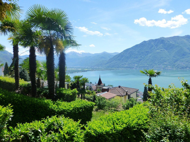Holiday apartment Collina d'Oro App. C14 (2320693), Orselina, Lake Maggiore (CH), Ticino, Switzerland, picture 10