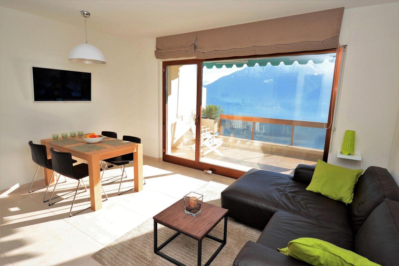 Holiday apartment Collina d'Oro App. C14 (2320693), Orselina, Lake Maggiore (CH), Ticino, Switzerland, picture 5