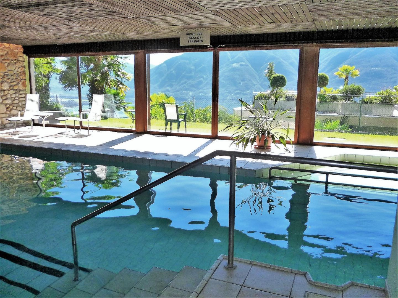 Holiday apartment Collina d'Oro App. C14 (2320693), Orselina, Lake Maggiore (CH), Ticino, Switzerland, picture 11