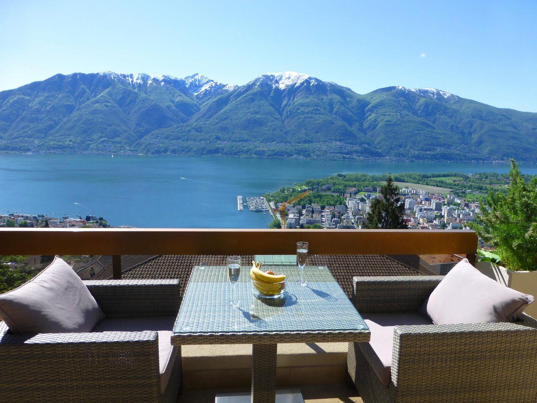 Holiday apartment Collina d'Oro App. C14 (2320693), Orselina, Lake Maggiore (CH), Ticino, Switzerland, picture 2