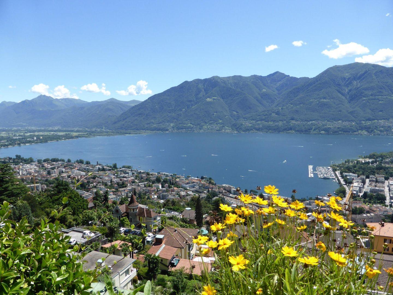 Holiday apartment Collina d'Oro App. C14 (2320693), Orselina, Lake Maggiore (CH), Ticino, Switzerland, picture 15