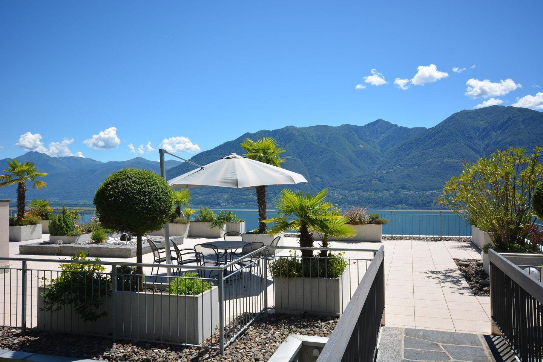 Holiday apartment Collina d'Oro App. C14 (2320693), Orselina, Lake Maggiore (CH), Ticino, Switzerland, picture 4