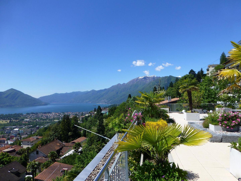 Holiday apartment Collina d'Oro App. C14 (2320693), Orselina, Lake Maggiore (CH), Ticino, Switzerland, picture 16