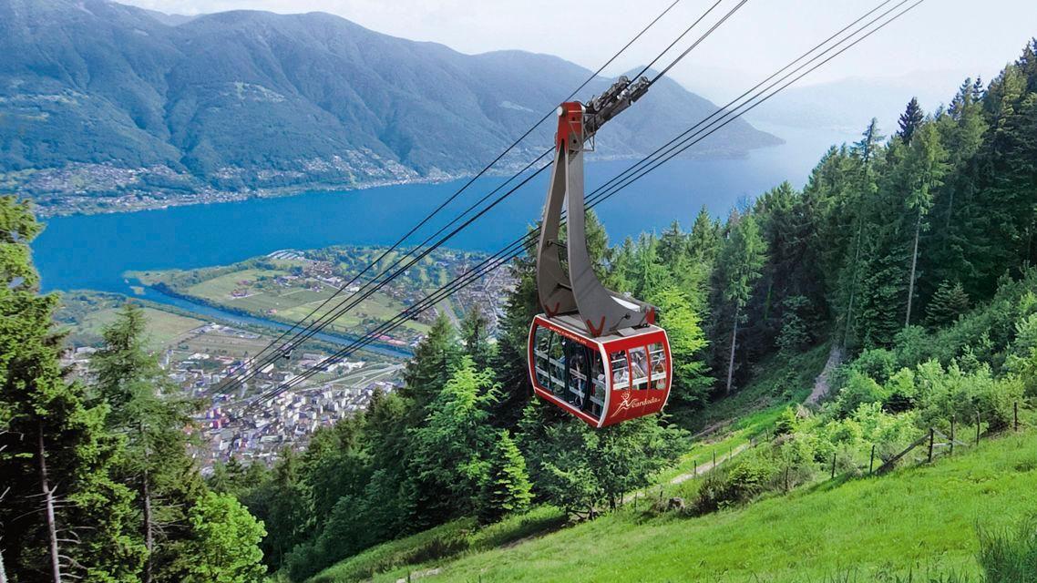 Holiday apartment Collina d'Oro App. C14 (2320693), Orselina, Lake Maggiore (CH), Ticino, Switzerland, picture 21