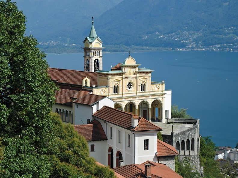 Holiday apartment Collina d'Oro App. C14 (2320693), Orselina, Lake Maggiore (CH), Ticino, Switzerland, picture 20