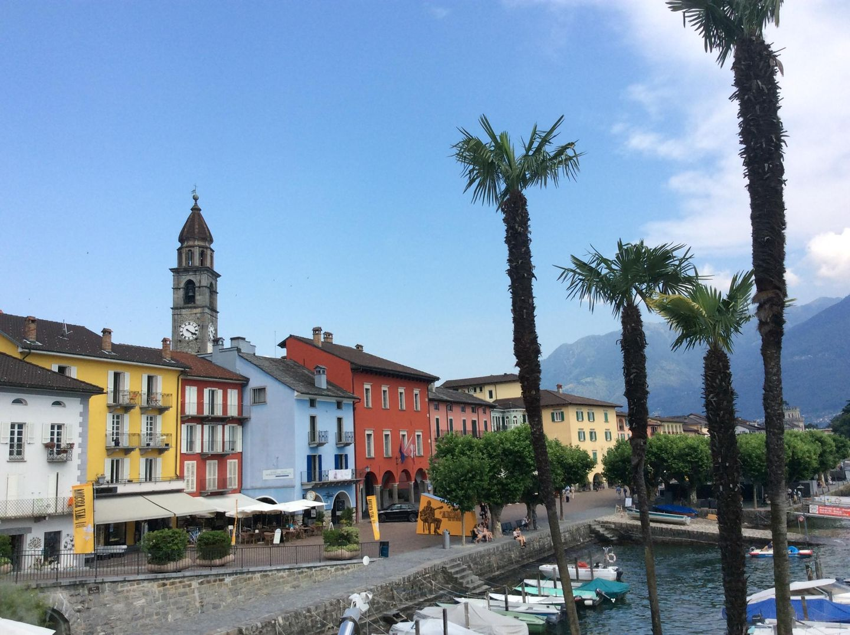 Holiday apartment Collina d'Oro App. C14 (2320693), Orselina, Lake Maggiore (CH), Ticino, Switzerland, picture 25