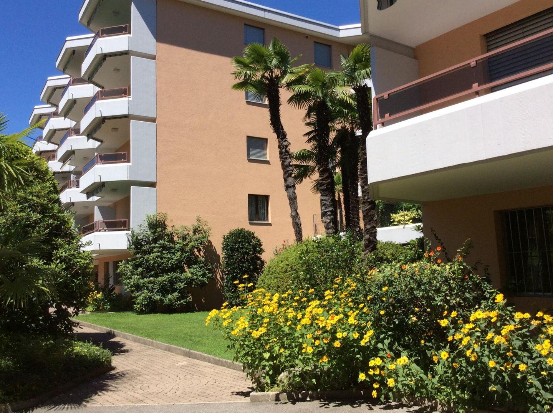 Holiday apartment Onyx (881283), Locarno, Lake Maggiore (CH), Ticino, Switzerland, picture 1