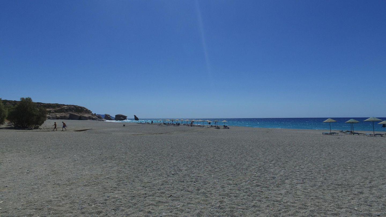 Maison de vacances BLUE STONE (263008), Triopetra, Crète Côte du Sud, Crète, Grèce, image 63