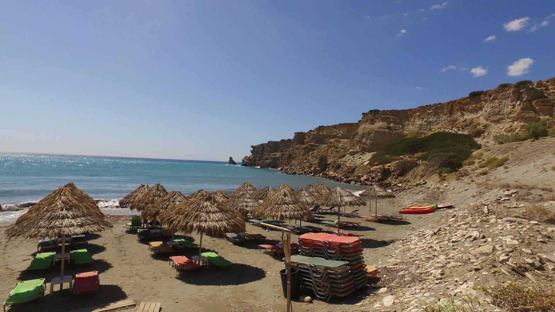 Maison de vacances BLUE STONE (263008), Triopetra, Crète Côte du Sud, Crète, Grèce, image 68