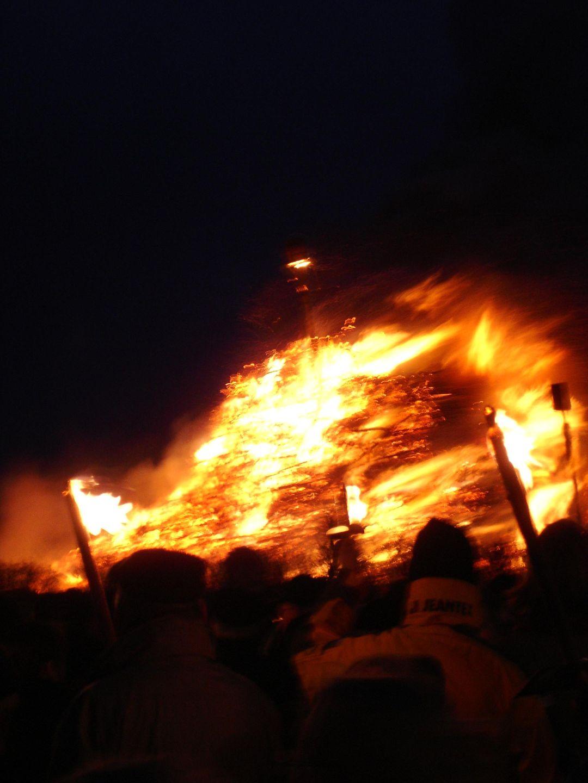 Das friesische Volksfest im Februar