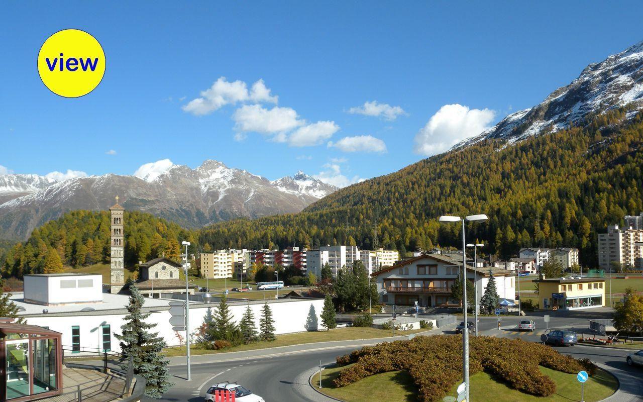 Appartement de vacances Allod Bad 205 (325472), St. Moritz, Haute Engadine - St. Moritz, Grisons, Suisse, image 5