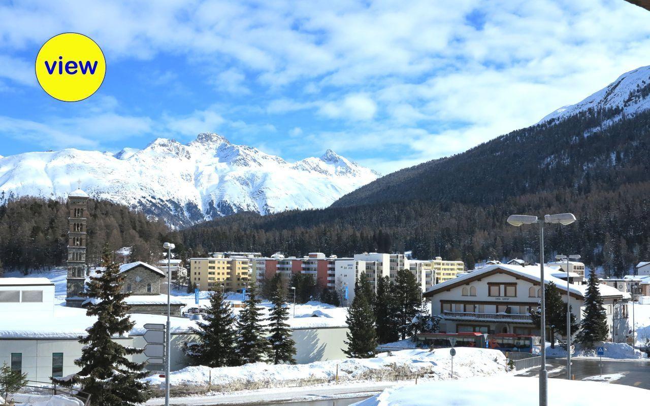Appartement de vacances Allod Bad 205 (325472), St. Moritz, Haute Engadine - St. Moritz, Grisons, Suisse, image 14