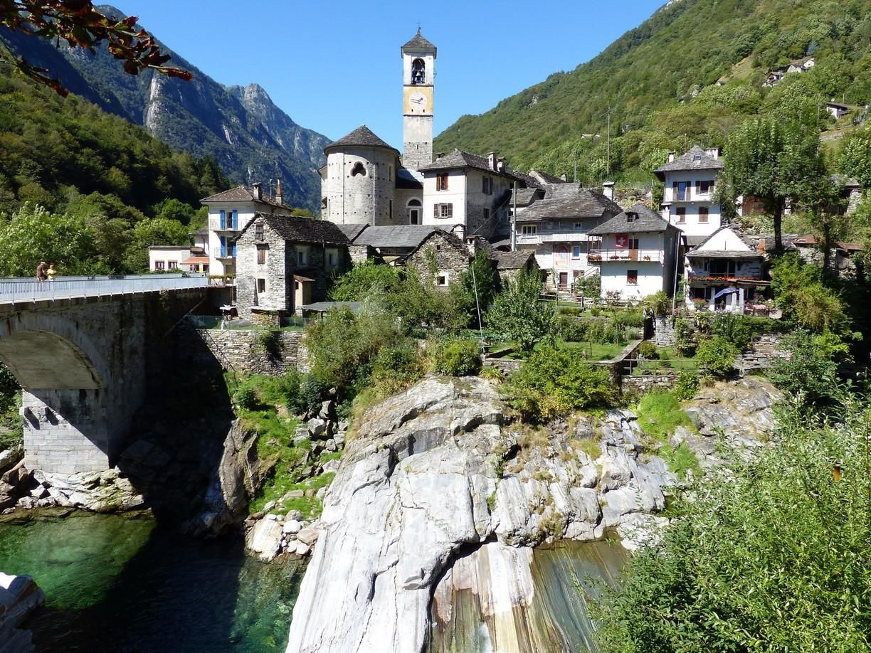Holiday house Casa Hella (2390629), Lavertezzo, Verzasca Valley, Ticino, Switzerland, picture 25
