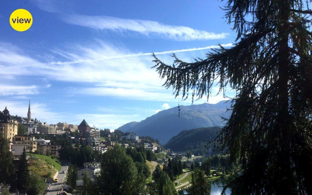 Appartement de vacances Allegria 16 (318085), St. Moritz, Haute Engadine - St. Moritz, Grisons, Suisse, image 14