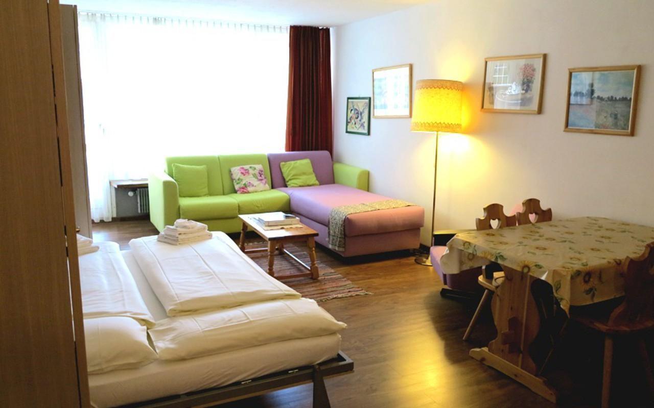 Appartement de vacances Allod Bad 104 (325467), St. Moritz, Haute Engadine - St. Moritz, Grisons, Suisse, image 1
