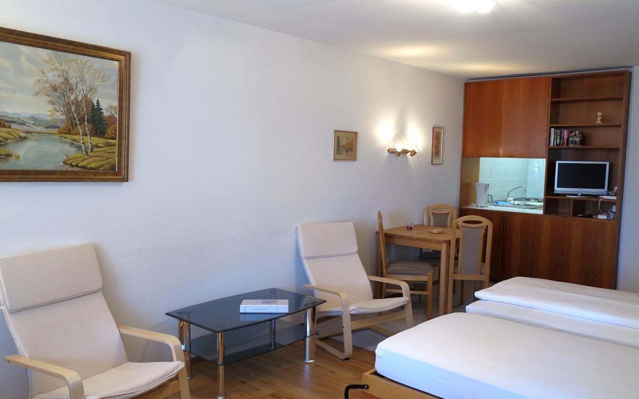 Appartement de vacances Allod Bad 102 (333629), St. Moritz, Haute Engadine - St. Moritz, Grisons, Suisse, image 2