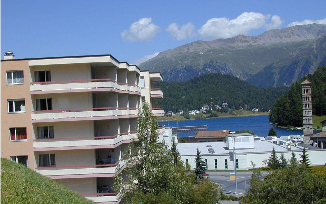 Appartement de vacances Allod Bad 504 (328084), St. Moritz, Haute Engadine - St. Moritz, Grisons, Suisse, image 8