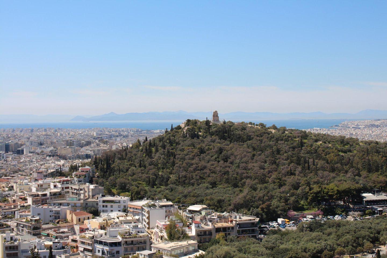 Athen, Filopappou Hügel