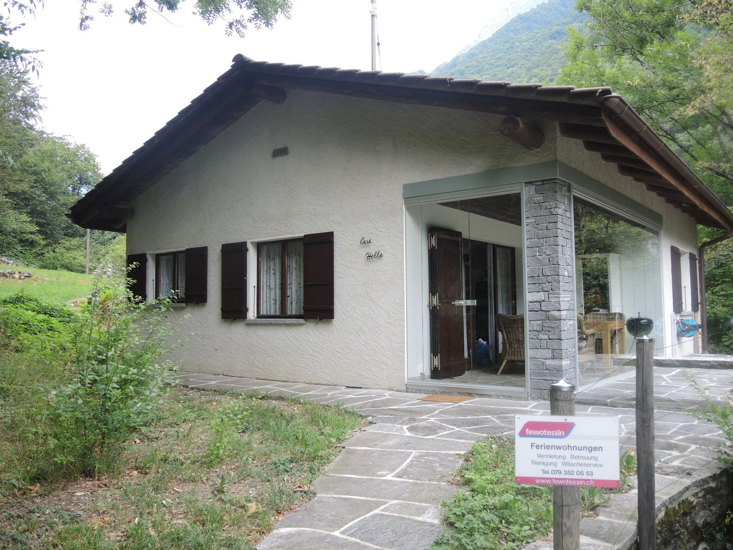 Holiday house Casa Hella (2390629), Lavertezzo, Verzasca Valley, Ticino, Switzerland, picture 19
