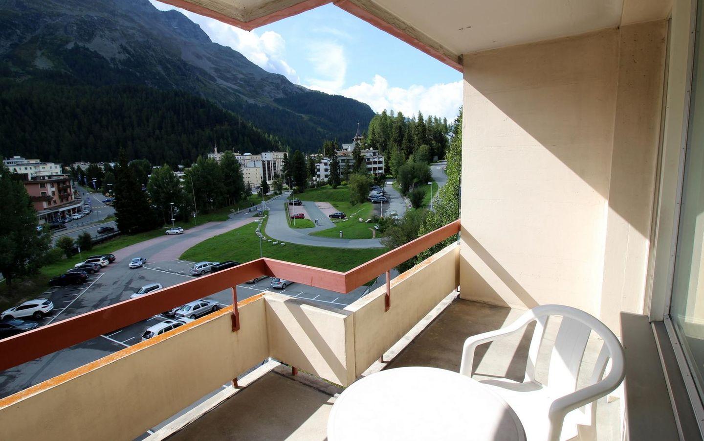 Appartement de vacances Allod Bad 508 (325479), St. Moritz, Haute Engadine - St. Moritz, Grisons, Suisse, image 12