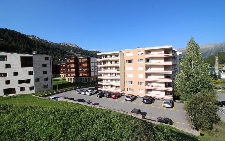 Appartement de vacances Allod Bad 205 (325472), St. Moritz, Haute Engadine - St. Moritz, Grisons, Suisse, image 16
