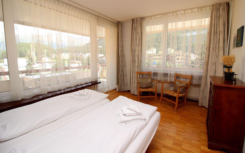 Appartement de vacances Allod Bad 205 (325472), St. Moritz, Haute Engadine - St. Moritz, Grisons, Suisse, image 7
