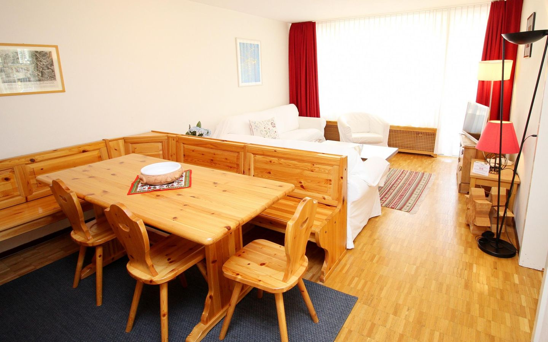 Appartement de vacances Allod Bad 205 (325472), St. Moritz, Haute Engadine - St. Moritz, Grisons, Suisse, image 3