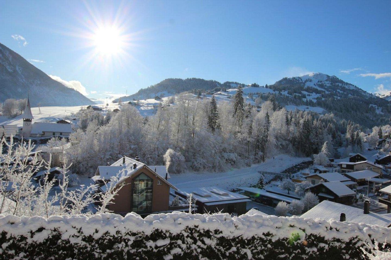 Ferienwohnung Heavenly UH-6, - Untere Hübelistrasse 6, Zweisimmen (122854), Zweisimmen, Simmental, Berner Oberland, Schweiz, Bild 19