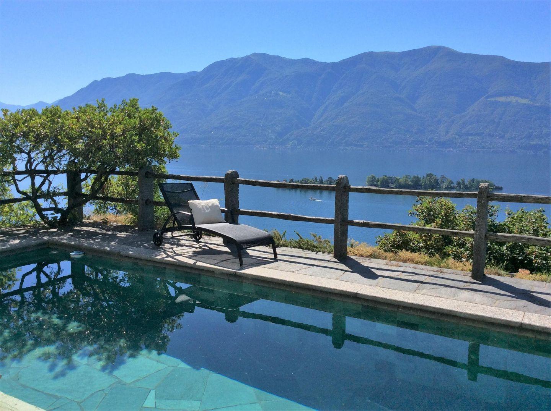 Holiday house Casa Artista (1598309), Ronco sopra Ascona, Lake Maggiore (CH), Ticino, Switzerland, picture 38