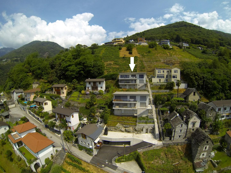 Ferienwohnung La Scalata (2577571), Gordola, Lago Maggiore (CH), Tessin, Schweiz, Bild 20