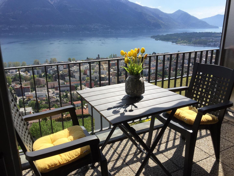 Appartement de vacances Attico Nibbio (2552209), Minusio, Lac Majeur (CH), Tessin, Suisse, image 2