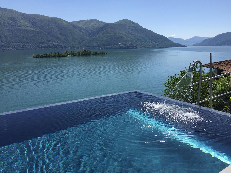 Maison de vacances Casa Rondine (2461475), Porto Ronco, Lac Majeur (CH), Tessin, Suisse, image 1