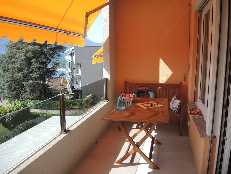 Holiday apartment Bellavista (1648912), Locarno, Lake Maggiore (CH), Ticino, Switzerland, picture 11