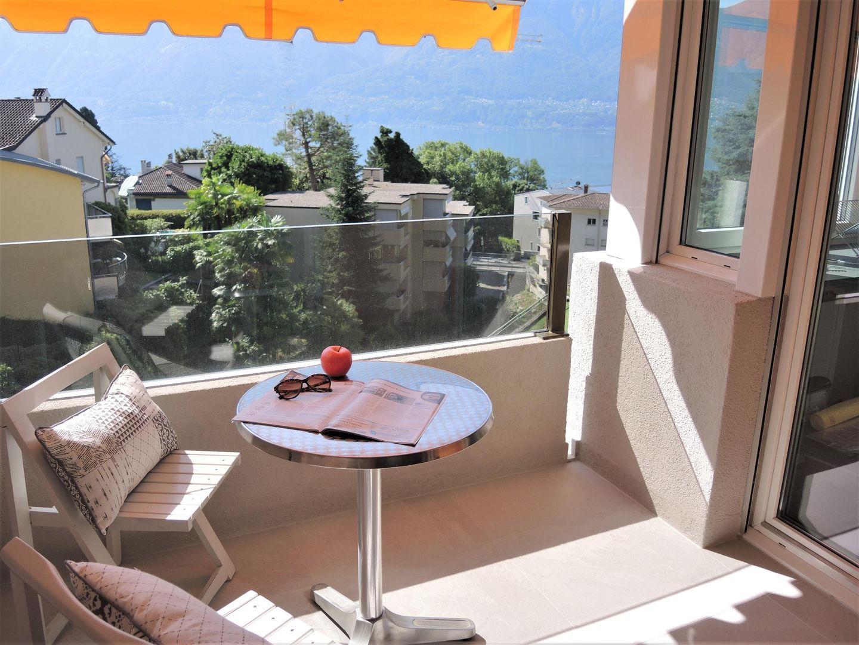 Holiday apartment Bellavista (1648912), Locarno, Lake Maggiore (CH), Ticino, Switzerland, picture 14