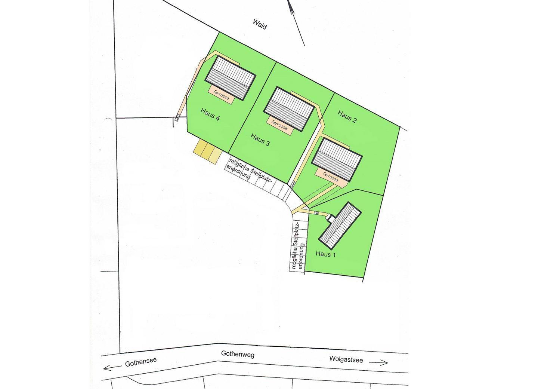 Ferienwohnung Waldsiedlung - Waldhaus App 4.2 (882636), Korswandt, Usedom, Mecklenburg-Vorpommern, Deutschland, Bild 14