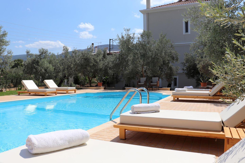Ferienhaus NEREIDES 4 (359994), Korinthos, , Peloponnes, Griechenland, Bild 24