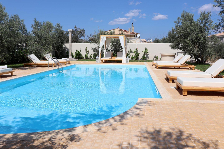 Ferienhaus NEREIDES 2 (359995), Korinthos, , Peloponnes, Griechenland, Bild 30