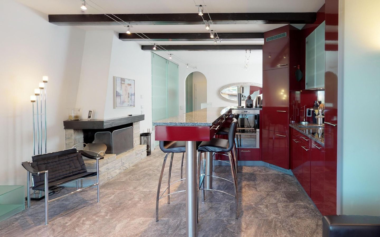 Appartement de vacances Allegria 16 (318085), St. Moritz, Haute Engadine - St. Moritz, Grisons, Suisse, image 8