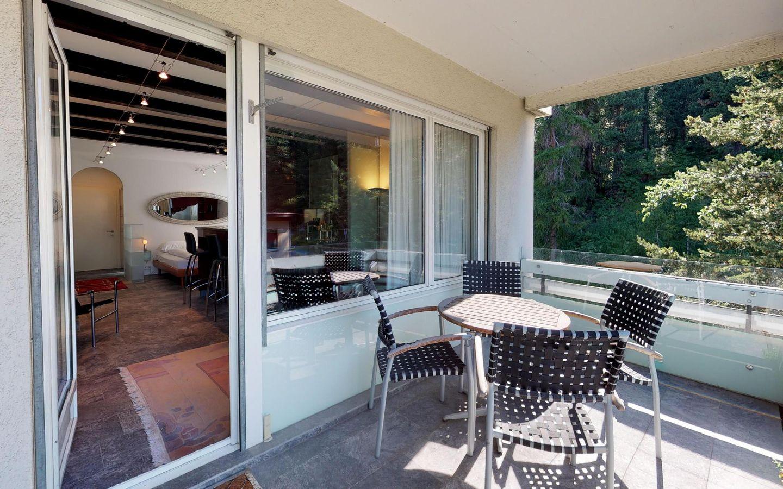 Appartement de vacances Allegria 16 (318085), St. Moritz, Haute Engadine - St. Moritz, Grisons, Suisse, image 13