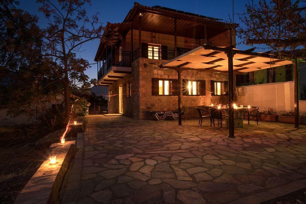 Ferienhaus LAKKOS (595508), Leonidhion, , Peloponnes, Griechenland, Bild 28