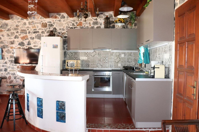 Maison de vacances BLUE STONE (263008), Triopetra, Crète Côte du Sud, Crète, Grèce, image 11