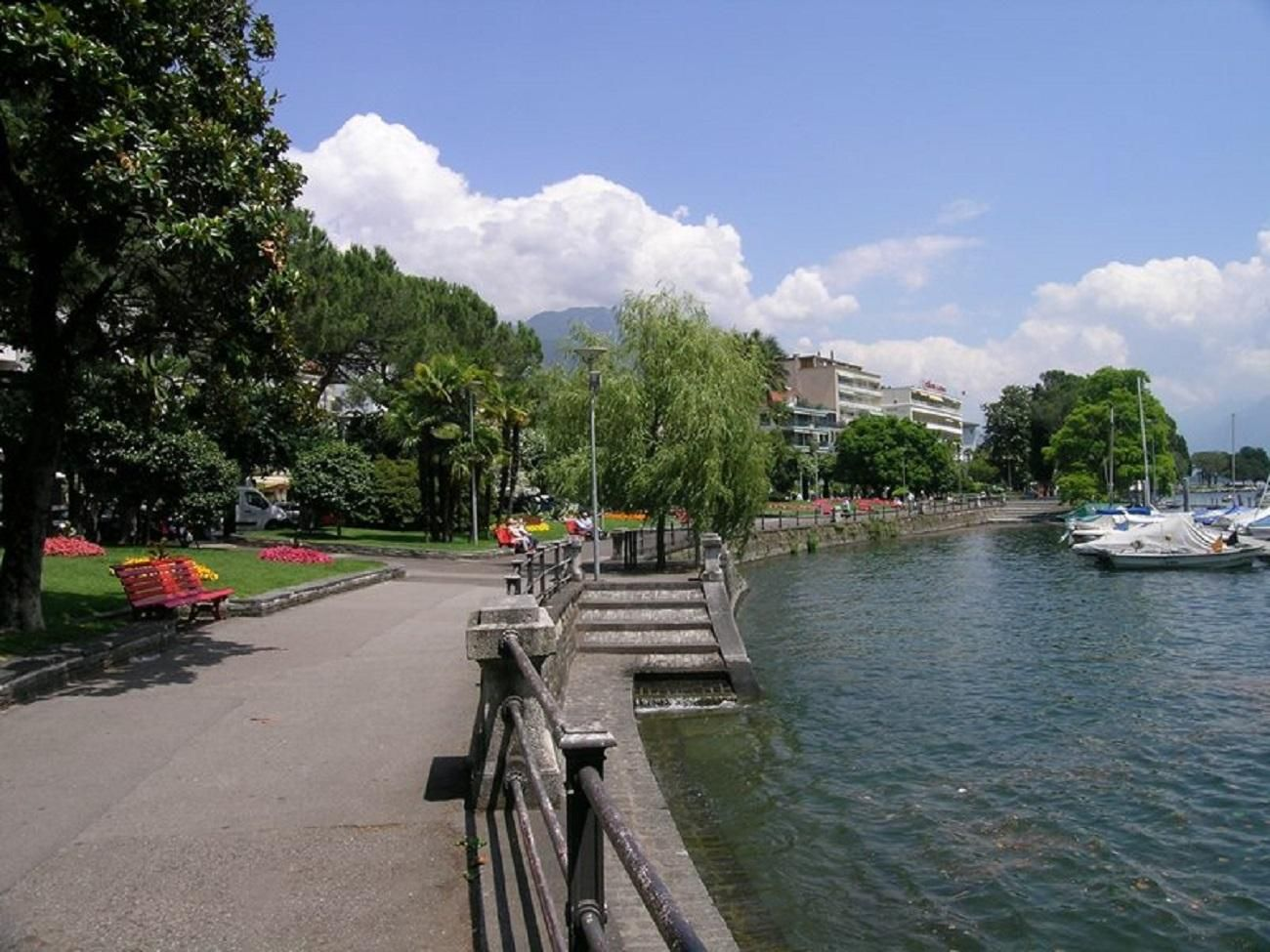 Appartement de vacances Malibu (881313), Minusio, Lac Majeur (CH), Tessin, Suisse, image 10