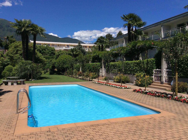 Holiday apartment Residenza Lido Golf (1619455), Ascona, Lake Maggiore (CH), Ticino, Switzerland, picture 22