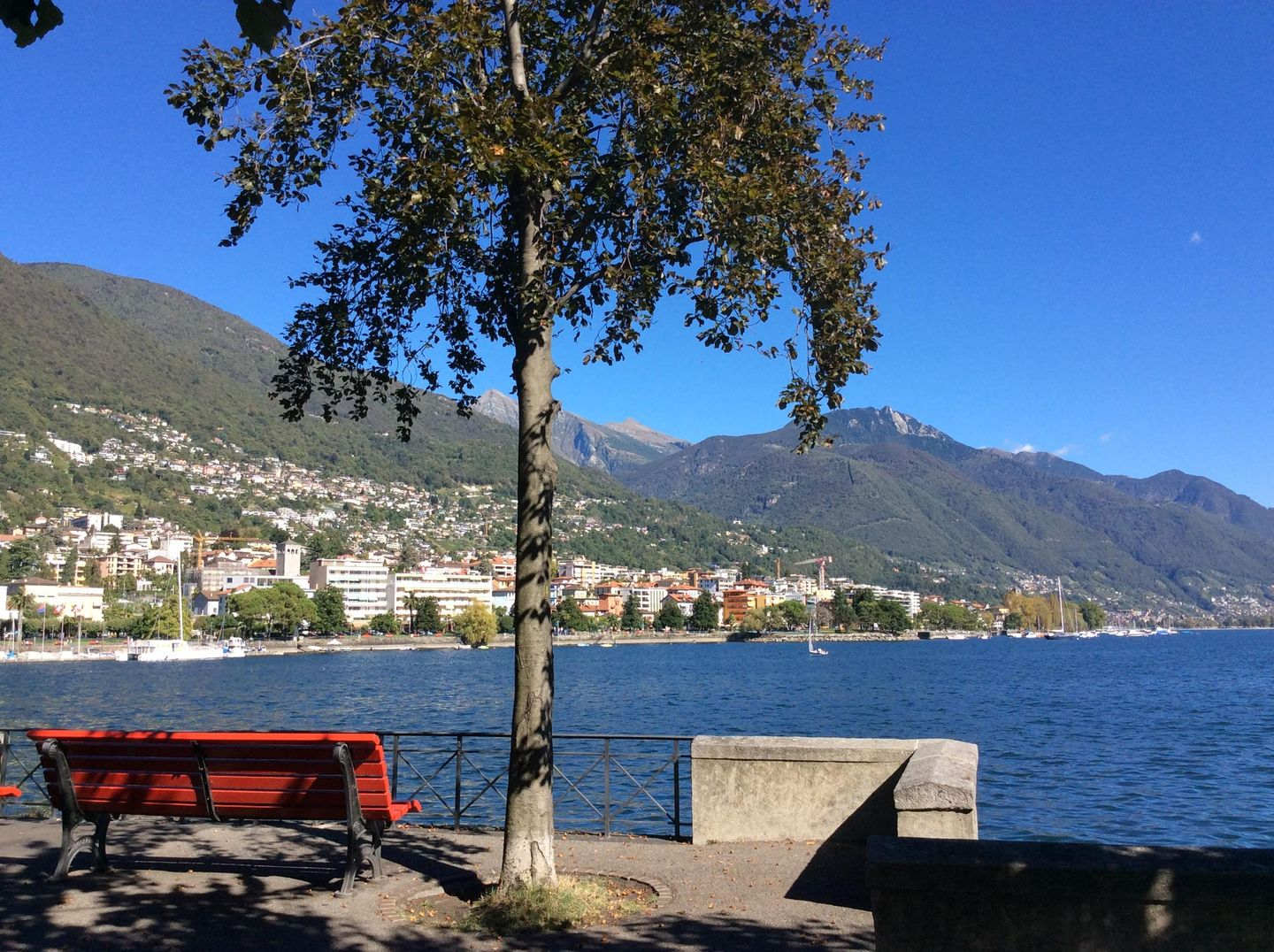 Holiday apartment Del Parco 17 (881296), Locarno, Lake Maggiore (CH), Ticino, Switzerland, picture 19