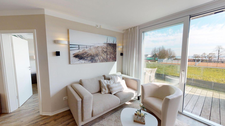 Beach'n'Sea - Wohnung 06  in Deutschland