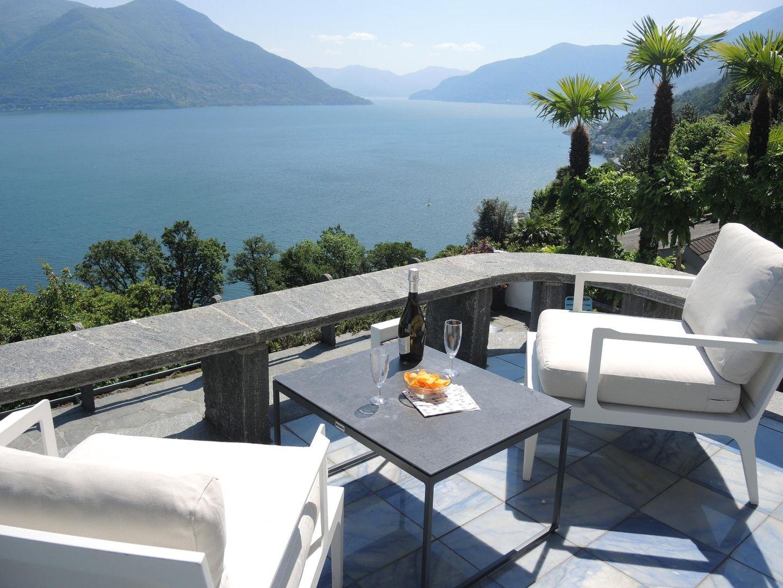 Holiday house Casa Artista (1598309), Ronco sopra Ascona, Lake Maggiore (CH), Ticino, Switzerland, picture 2