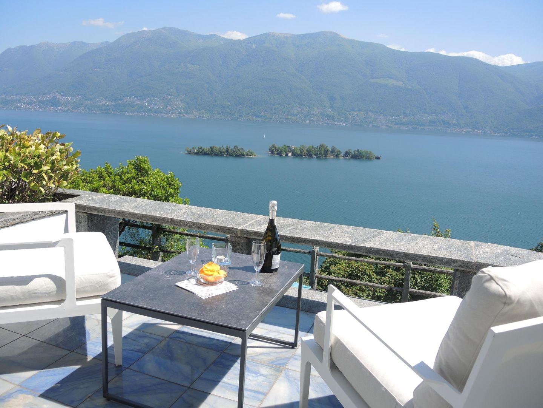 Holiday house Casa Artista (1598309), Ronco sopra Ascona, Lake Maggiore (CH), Ticino, Switzerland, picture 42