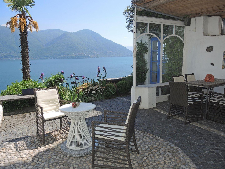 Holiday house Casa Artista (1598309), Ronco sopra Ascona, Lake Maggiore (CH), Ticino, Switzerland, picture 10