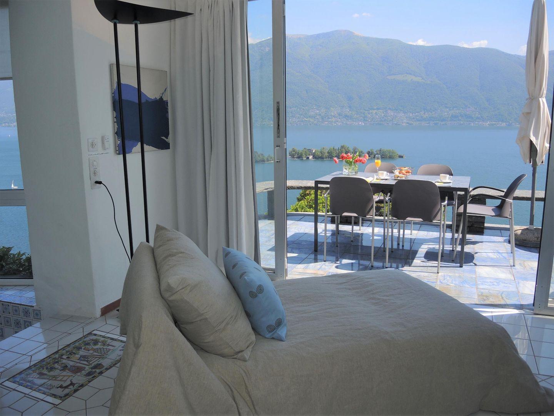 Holiday house Casa Artista (1598309), Ronco sopra Ascona, Lake Maggiore (CH), Ticino, Switzerland, picture 16